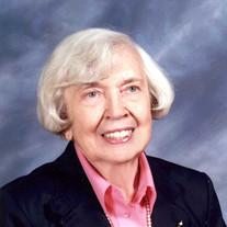 Mrs. Betty Bartlett Davis