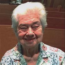 Margaret 'Butsy' Kampmann Ross