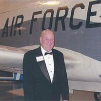 """Major Arthur E.  """"Gene"""" Overton (USAF Ret.)"""