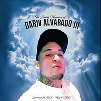 Dario Alvarado III
