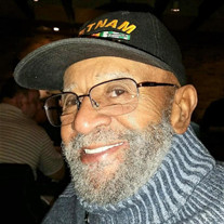 Randolph Williams, Sr. (US Army Ret)