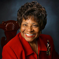 Dr. Claudia B. Thomas