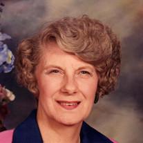 Betty Louise Panozzo