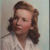 Betty Frances Thomas