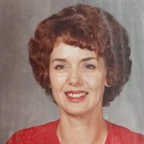 "Patricia Mae ""Patty"" Guedry"