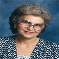 Margaret Claudene Sanders
