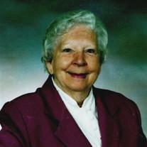 Mrs.  May  Eveline Brubacher