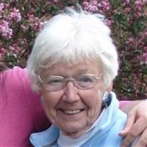 Betty Scammon Dyer