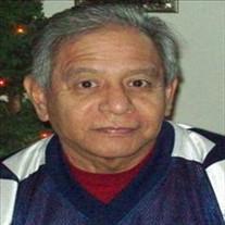 Manuel Carrillo Bosquez, Sr.