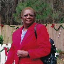 Mrs. Mattie Olivia Roberson Edwards