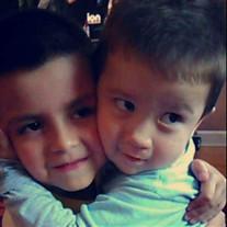 Yohel Campos and Yadel Albino