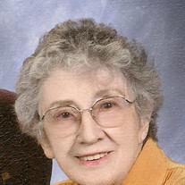 Bernice F. Walk