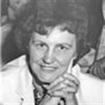 Dorothy Margaret Kessler Burgess