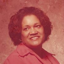 Mrs. Hazel Lee McDonald