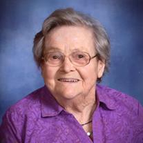 Lucille Dorothy Medlang