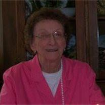 Mrs. Margaret S. Glave