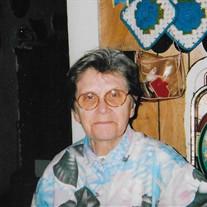 Mary Ann Wood
