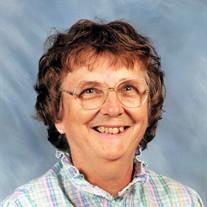 June Esther Newman