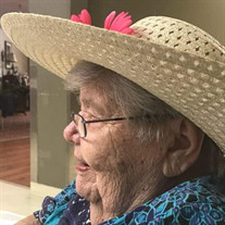 Mrs. Bertha Mary Davis