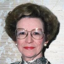 """Mrs Yvonne """"Vonnie"""" Renner Brecht"""