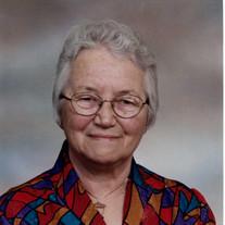 Mrs. Saakje 'Shirley' Kort