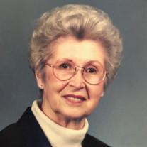 Mary J. Hair