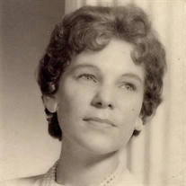 "Ms. Mavin ""NeeNaw"" Bernice (Meadors) Thompson"