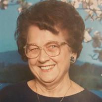 Mildred Croft Crawford