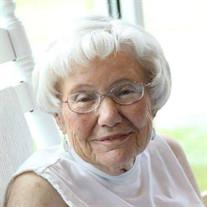 Frances  Elaine  Scarborough