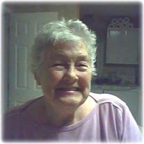 Sylvia Mae Jude