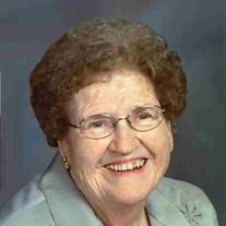 Joan Gertrude Befort