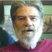 """Danny K. """"Gray Wolf"""" Chaffin Sr."""