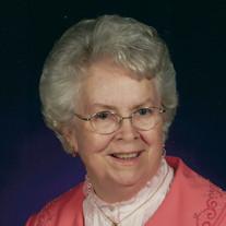 Elva Elizabeth Clark Hand