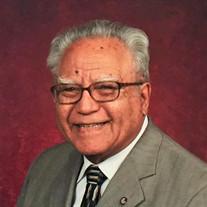 Alfredo J.  Garcia