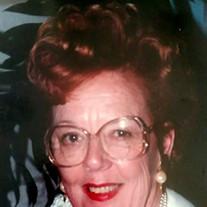 Frances LaRue Brown
