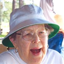 Mrs. Doris Marjorie McAllister