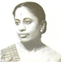 Dr. Ahalya Krishnan