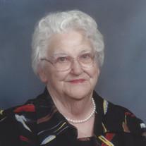 Janie Faye Walker