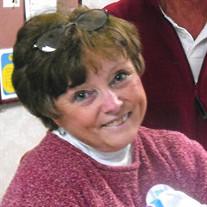 """Mrs. Margaret Ann """"Peggy"""" Parsons"""