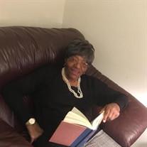 Mrs. Margie Dell Williams
