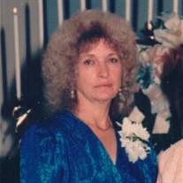 Carolyn  Frances Martin