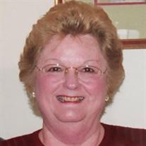 Frances G Spaulding