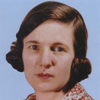 Mary Hamilton Rountree