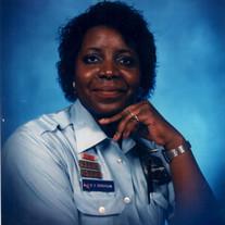 Gloria  Gean  Dickerson