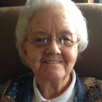 Edna Joanne Wellman