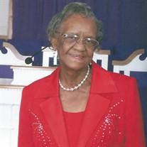 Mrs. Ruby Lee Bennett