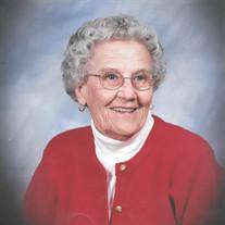 Mrs. Louise Baxter McMahan