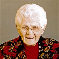Marjorie Irma Nichols