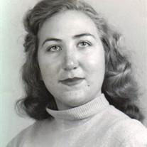 Mary Bell (Rhyne) Reynolds Taylor
