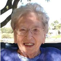 Mary E. Blume